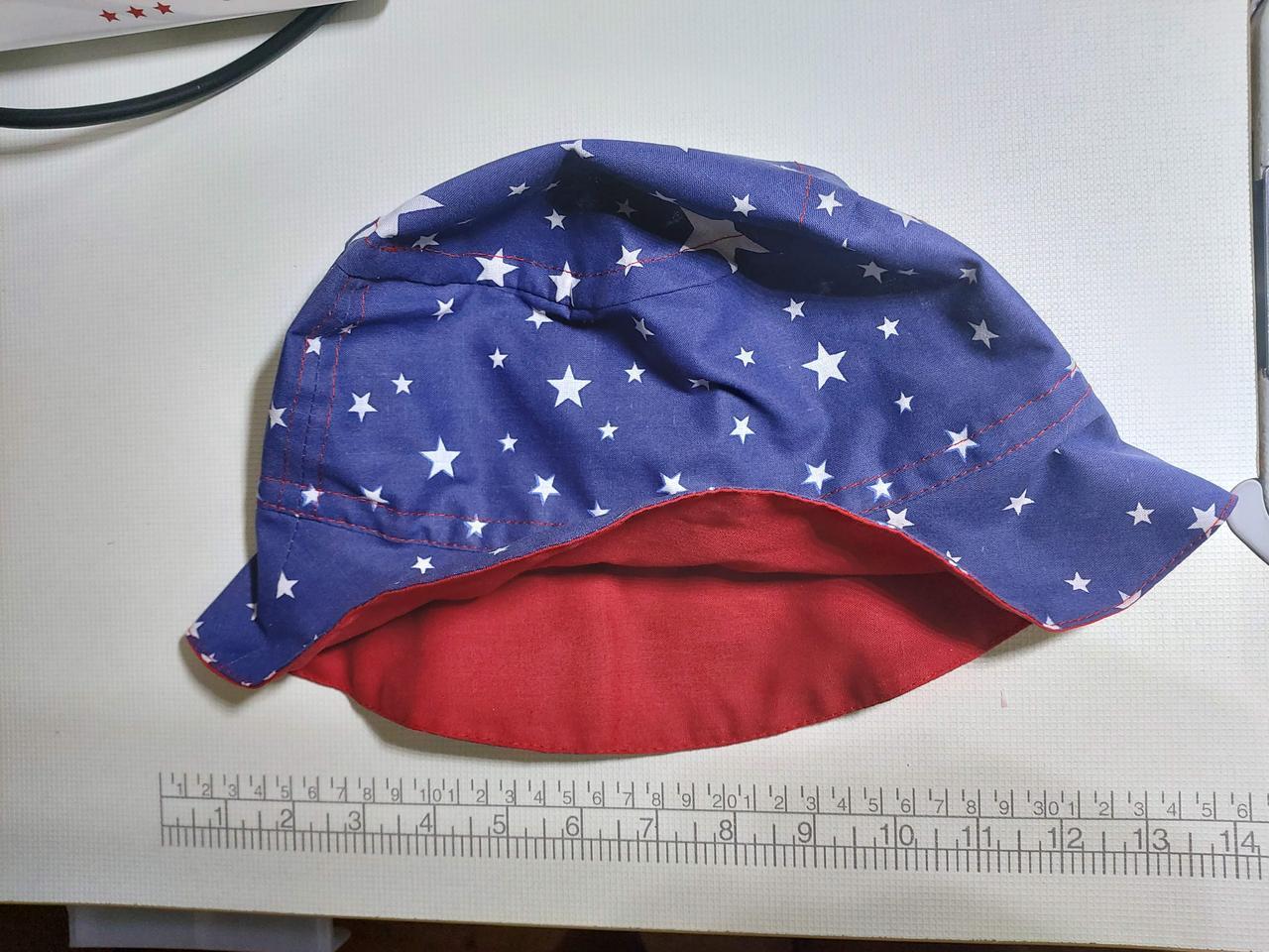 Панама Звезды на темно-синем (красная)