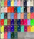 Чохол Silicone Case для Apple iPhone X/XS (55 квітів) Ексклюзив, фото 2