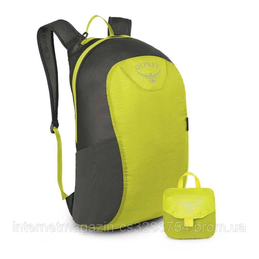 Рюкзак Osprey Ultralight Stuff Pack Electric Lime (009.1132)