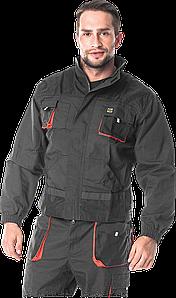 Куртка REIS FORECO-J рабочая XXXL серого цвета (FORECO-J)