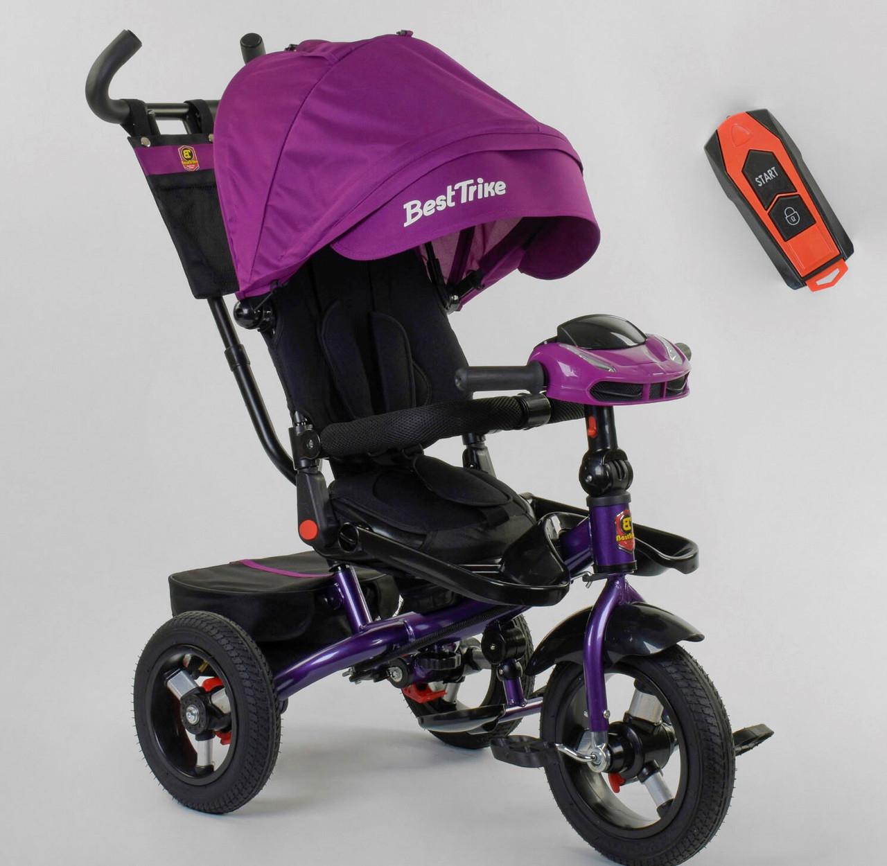 Велосипед трехколесный 6088 F - 01-570 Best Trike Гарантия качества Быстрая доставка