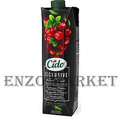 Нектар CIDO Клюквенный, 1 литр