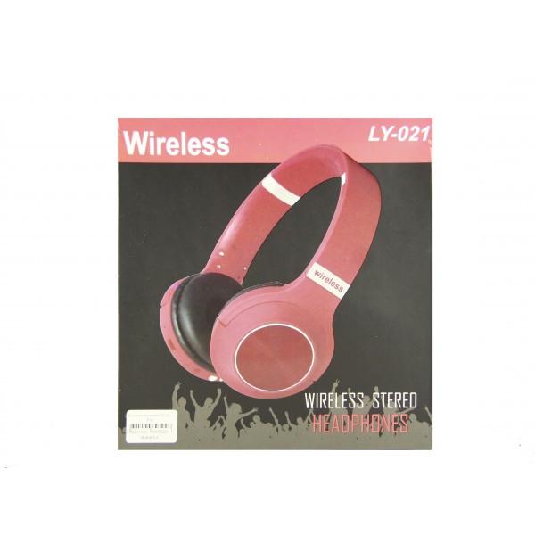 Bluetooth Наушники LY-021 Red