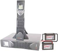 ИБП непрерывного действия (on-line) EXA-Power Exa Plus RTL 1kVA 900 Вт