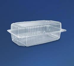 Блистерная упаковка для пищевых продуктов с крышкой ПС-120
