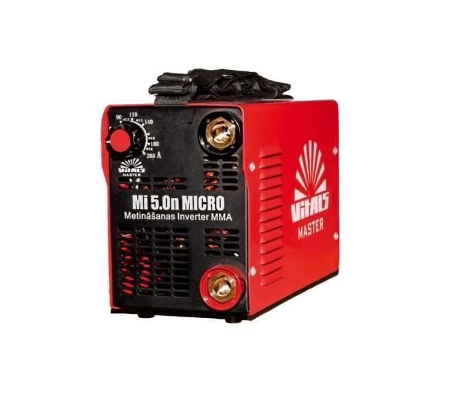 Зварювальний апарат Vitals Master 5.0 Mi n MICRO