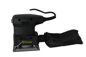 Вібраційна шліфмашина Титан ППШМ-180