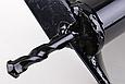 Шнек буровой (бур) на мотобур : Ø300 L800 мм, фото 6