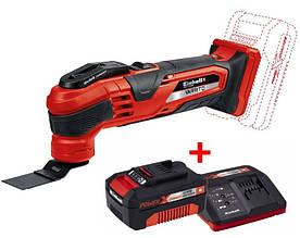 Набір багатофункційний акумуляторний інструмент Einhell VARRITO + зарядний пристрій і акумулятор