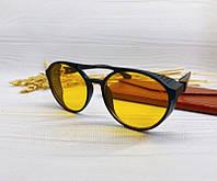 Мужские солнцезащитные очки Porsche реплика Желтые, фото 1