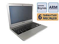 Нетбук Samsung Chromebook XE303C12 11.6 (1366x768)/ Samsung Exynos 5250 (2x1.7GHz)/ RAM 2Gb/ Flash 16Gb/ АКБ 5 ч. 10 мин./ Сост. 8/10 БУ