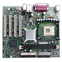 Материнская плата s478 Intel 845GL 2xDDR1 Intel D845GLVA miniATX бу