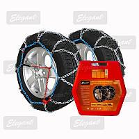 Цепи противоскольжения V5-116 на колеса R15 R16 16mm ELEGANT 100623 на спринтер/ газель