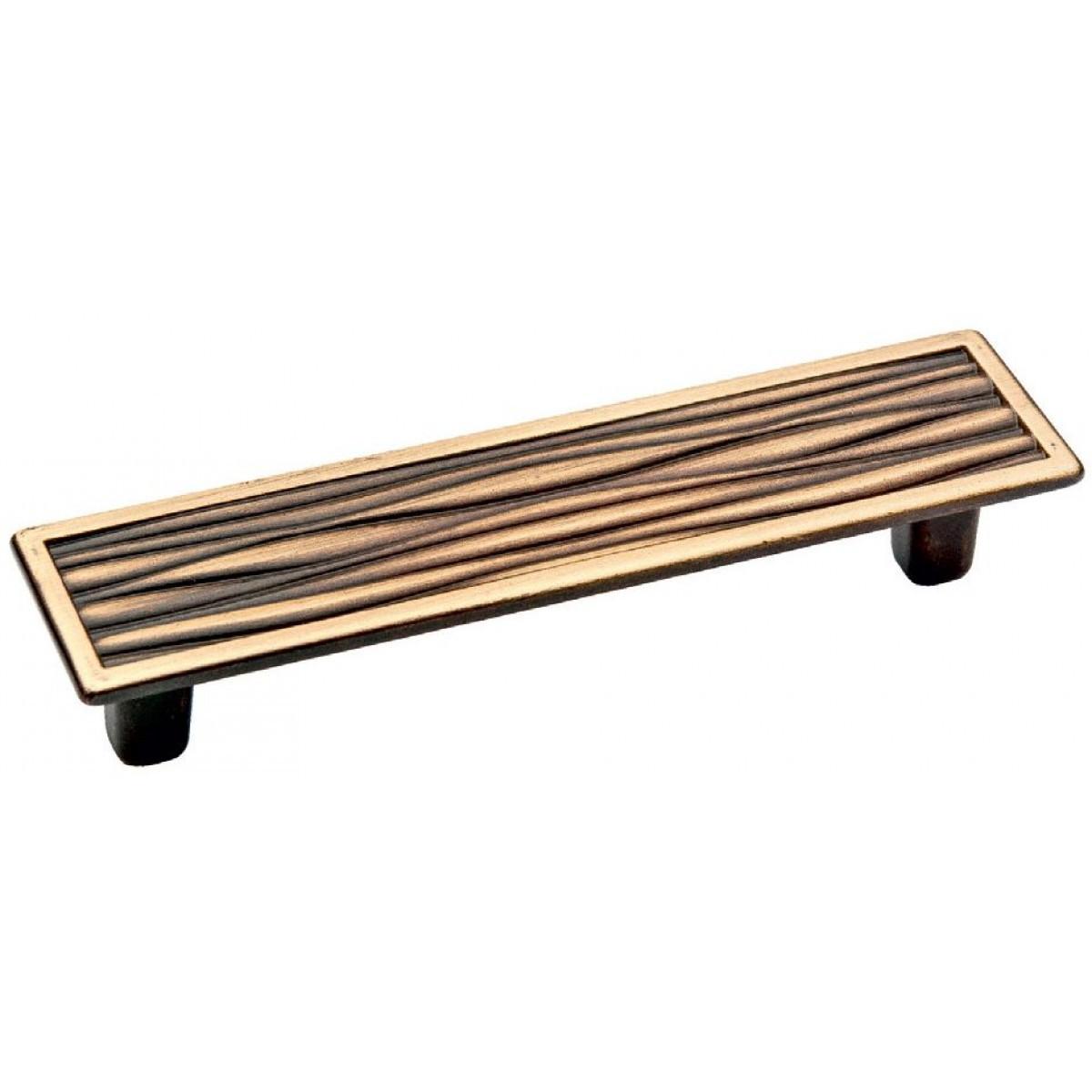 Ручка мебельная Ozkardesler 5512-08 KUMSAL 96мм Бронза
