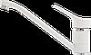 Кухонний змішувач гранітний Kernau KWT 03A PURE WHITE