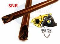 D-SNR0008K11 Державка токарная (резец) для нарезания резьбы (пружинная сталь)