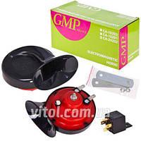 Сигнал звуковой ВАЗ-2101 GMP 24В 2-конт ракушки (CA-24202)