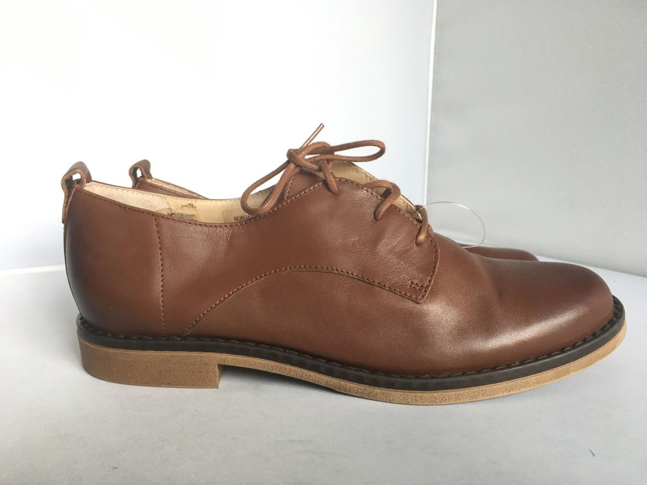 Женские туфли- броги San Marina, 38 размер