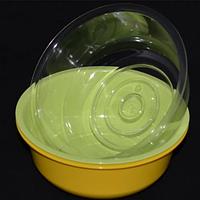 Миска пластиковая одноразовая (Цвет уточнить)