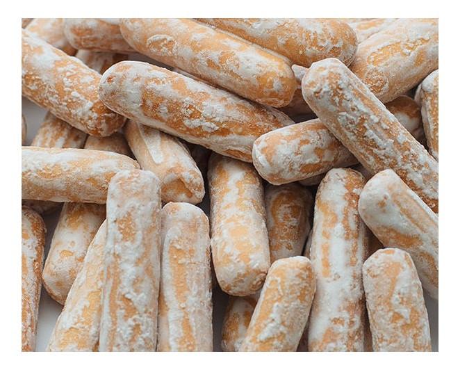 """Хлібні палички глазуровані ТМ """"Товако"""" 5 кг"""