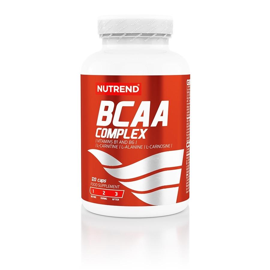 Nutrend BCAA Complex(120капс)