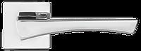 Ручка дверная MVM Z-1420 CP полированный хром
