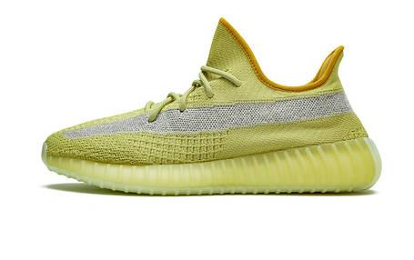 """Жіночі кросівки Adidas Yeezy Boost 350 v2 """"Marsh"""", фото 2"""