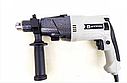 Дрель Элпром ЭДУ-1350/2 (металл.редуктор, металл.патрон, регулятор оборотов, прорезиненная ручка), фото 2