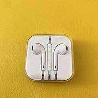 Проводные наушники для iPhone Оригинал 3,5 мм, Apple EarPods | Original