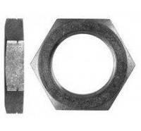 """Гайка ГОСТ 15522-70 низкая с уменьшенным размером """"под ключ"""" оц., нержавеющая А2 и А4, латунная"""