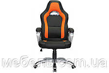 Кресло для работы дома Barsky SD-14 Sportdrive Game Orange, черный / оранжевый, фото 2