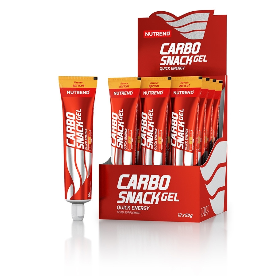 Nutrend Carbosnack (тюбик50г)