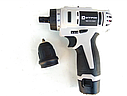 Аккумуляторный шуруповерт Элпром ЭДА-12-2Li Quick (съемный патрон), фото 2
