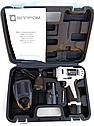 Аккумуляторный шуруповерт Элпром ЭДА-12-2Li Quick (съемный патрон), фото 3