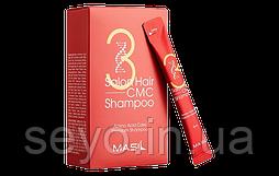 Шампунь с аминокислотами Masil 3 Salon Hair CMC Shampoo Travel Kit, 10 мл