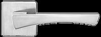 Ручка дверная MVM Z-1420 MC матовый хром