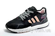 Кроссовки женские в стиле Adidas Originals Nite Jogger Boost 3М, фото 2