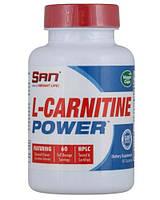 SAN L-Carnitine  (60caps)