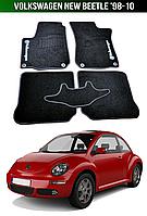 Килимки Volkswagen New Beetle '98-10
