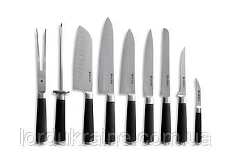 Набор из 9 ножей из нержавеющей стали Hendi 975770