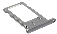 Apple iPhone 5G Держатель SIM карты серебро