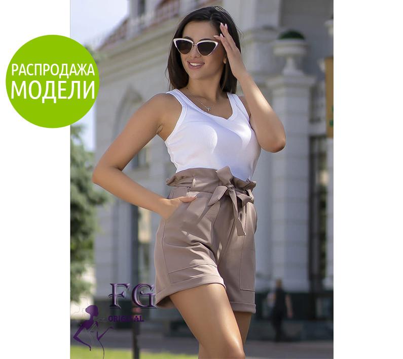 """Шорты женские с бантом """"Monaco""""  Распродажа модели"""