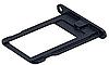 Apple iPhone 5 Держатель SIM карты черный