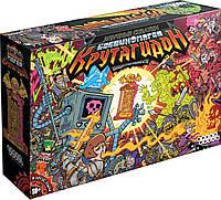 Эпичные схватки боевых магов: Крутагидон.  Настольная игра для взрослых. Hobby World.