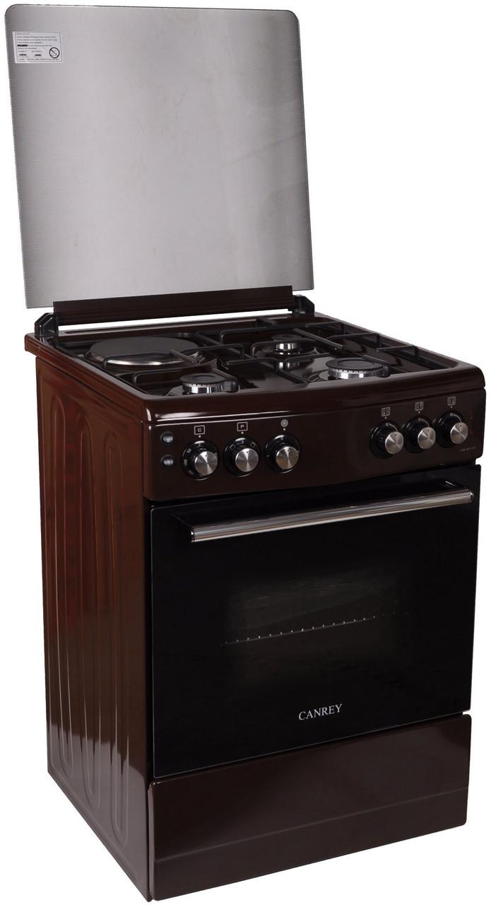 Плита комбинированная Canrey CGEL 6031 GT (brown)