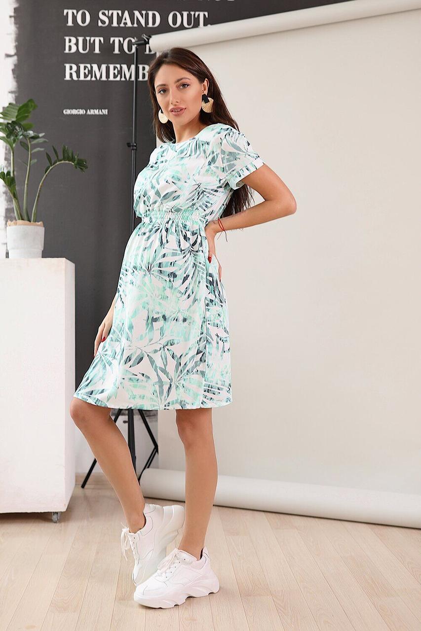 Платье для беременных 100% коттон
