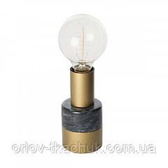 Настільна лампа Candle KM Black