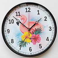 Часы настенные тематические 29см  t23