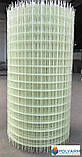 Склопластикова сітка Розміри 50х50 мм d 2мм, фото 2