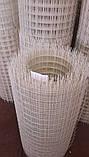 Склопластикова сітка Розміри 50х50 мм d 2мм, фото 4